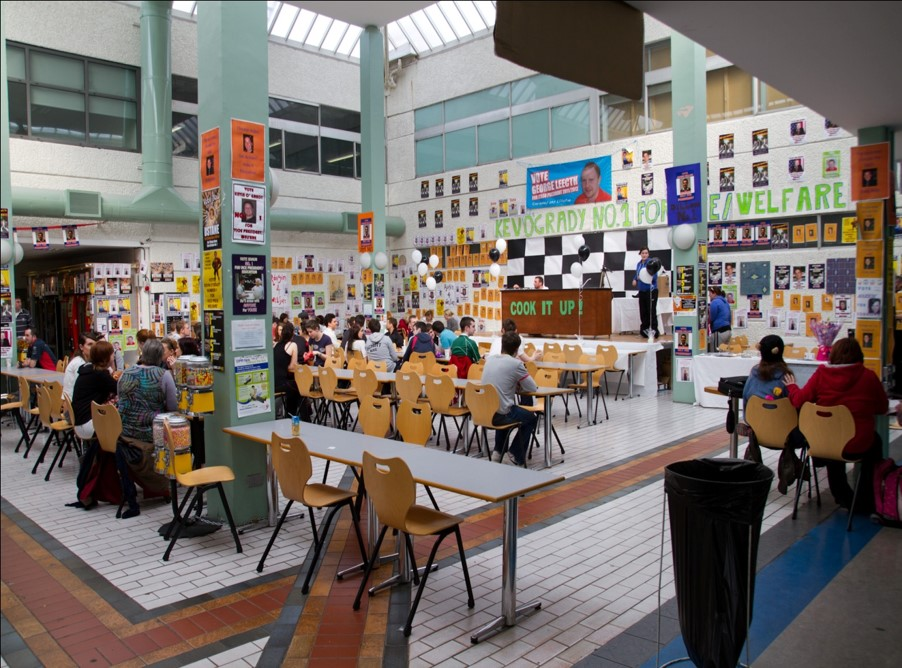 Canteen and Mess Area