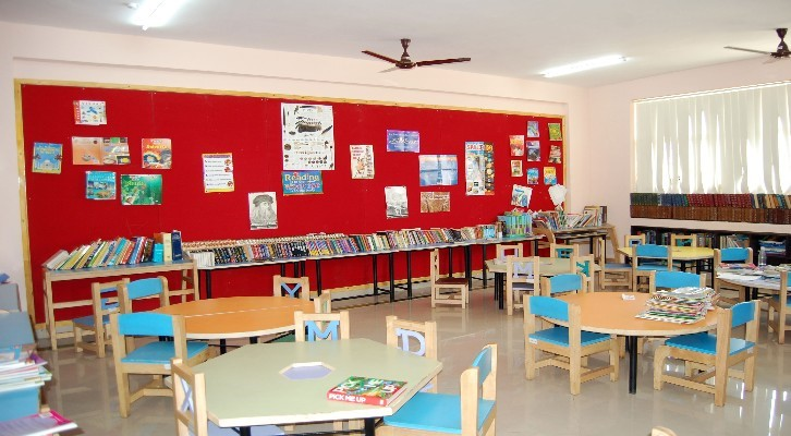 Primary Level Classroom